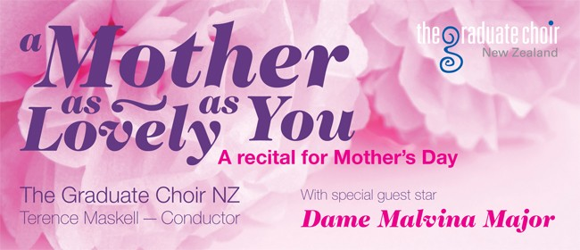 A Mother As Lovely As You - a Recital for Mother's Day