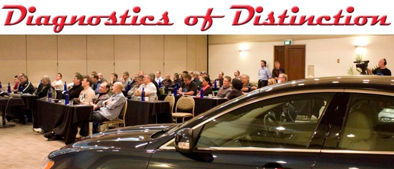 Diagnostics of Distinction III