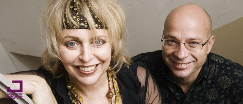 Jan Preston and Michael Maass: Wellington Jazz Festival
