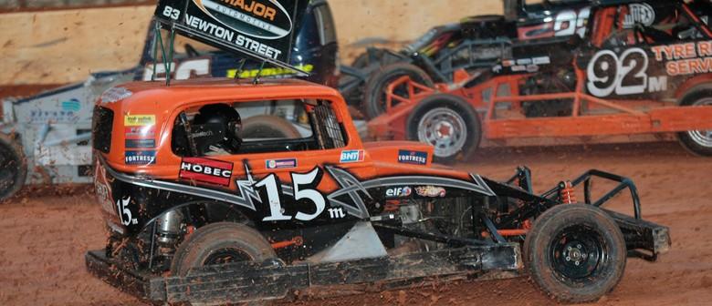 Speedway - Ebbett Tauranga Bash Fest