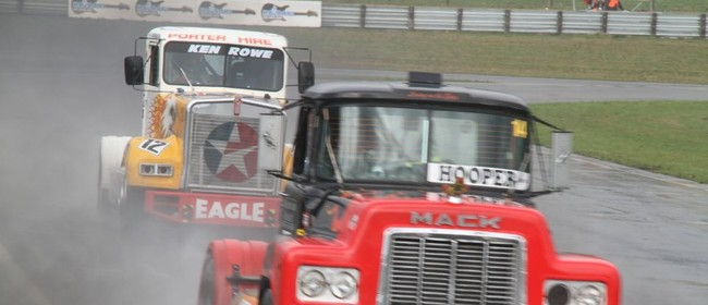 Diesel Demons and Daredevils - Truck Racing