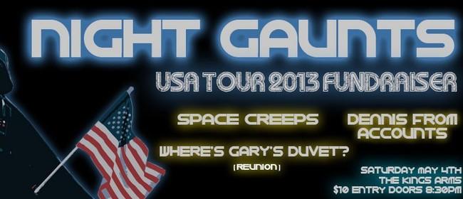 Night Gaunts - USA Tour Fundraiser
