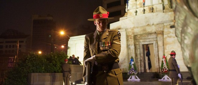 Wellington Anzac Day Dawn Service