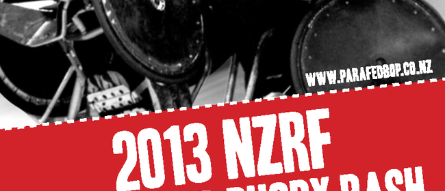 NZRF Wheelchair Rugby Bash 2013