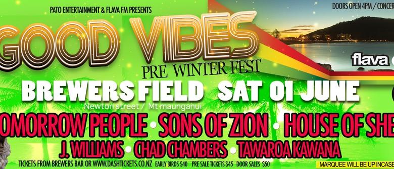 Good Vibes Pre Winter Festival