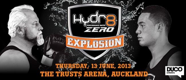 Hydr8 ZERO Explosion