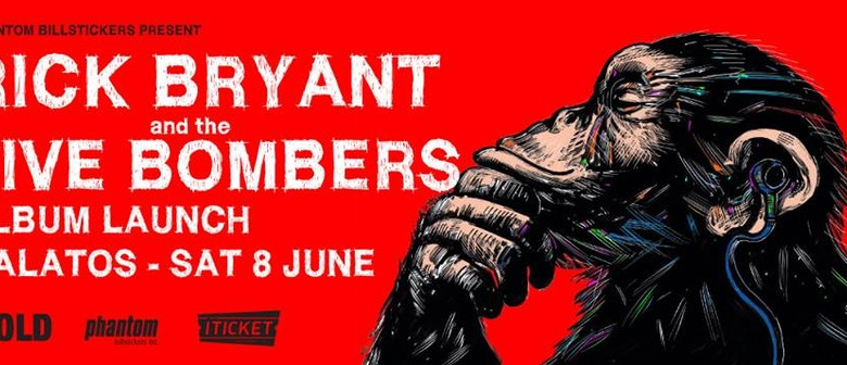 Rick Bryant & the Jive Bombers Album Release Party