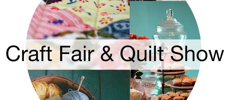 Quilt show craft fair wellington eventfinda for Quilt and craft show