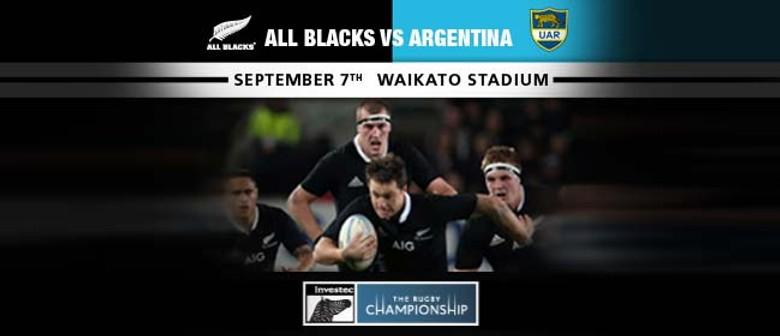 All Blacks vs Argentina