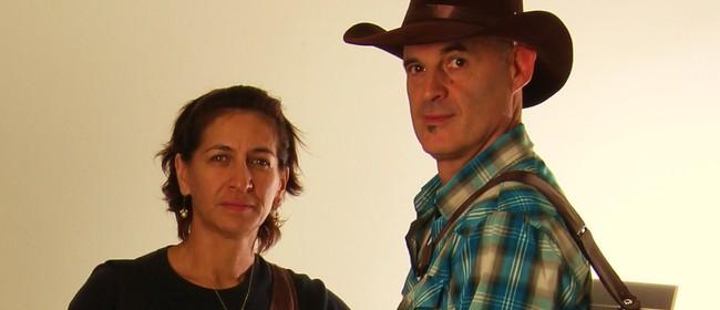 Frank John and Erin Manu
