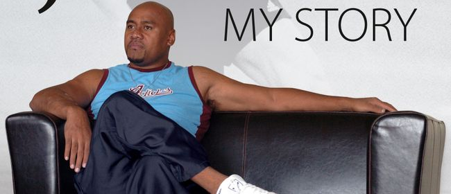 Meet Rugby Legend Jonah Lomu at Whitcoulls