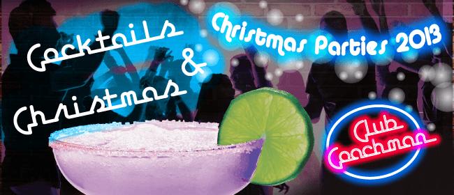 Cocktails & Christmas