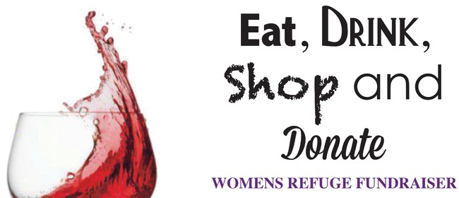 Eat, Drink, Shop and Donate