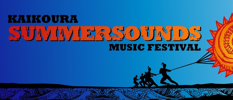 Kaikoura Summersounds Music Festival