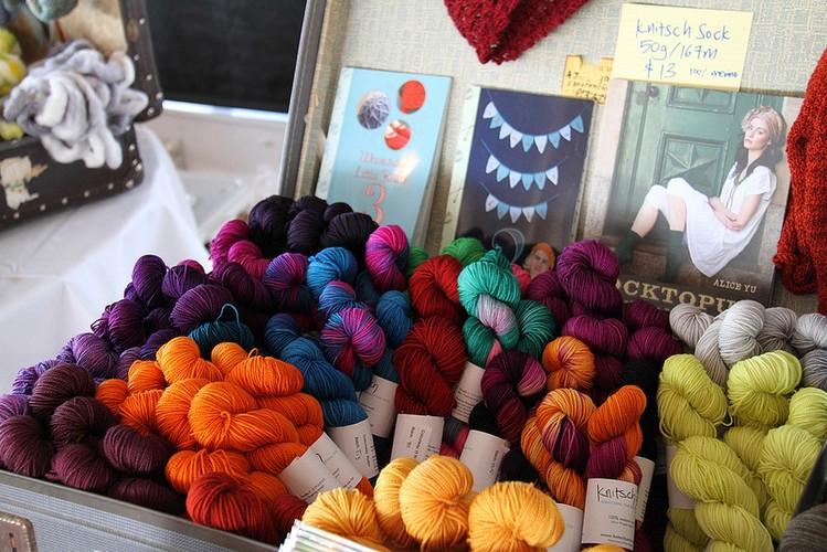 Yarn Market : Knit August Nights - Yarn Market - Napier - Eventfinda