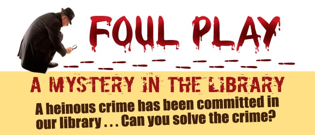 Foul Play - A Mystery in the Library