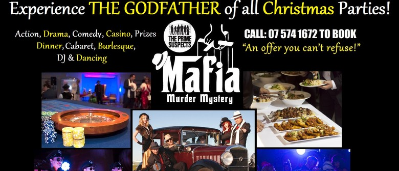 The 'Mafia' Christmas Dinner Show