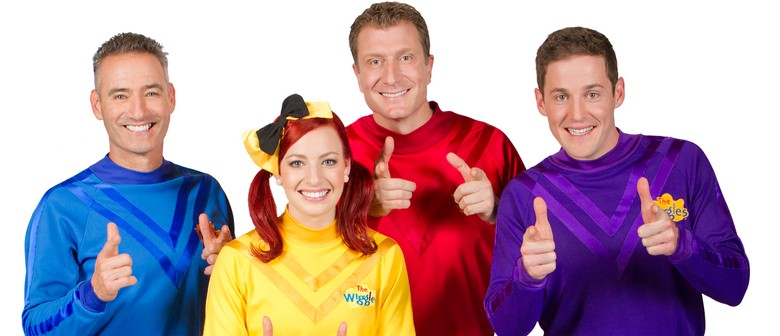 The Wiggles - Ready, Steady, Wiggle Tour NZ 2013