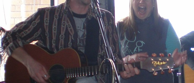 Acoustic Country Sunday hosted by JamesRAy