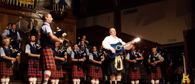 City of Nelson Highland Pipe Band Ceilidh