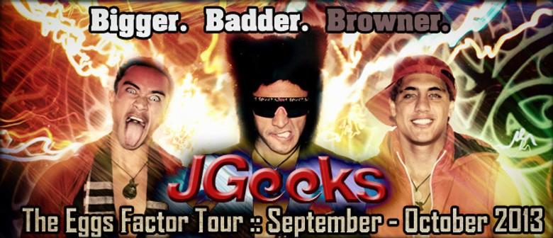 JGeeks Eggs Factor Tour