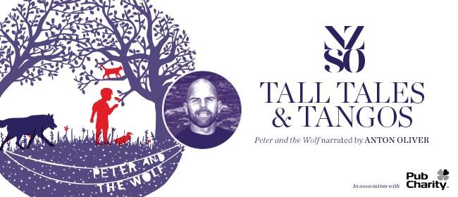 Tall Tales & Tangos