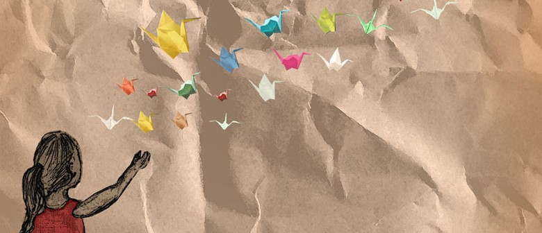 One Thousand Paper Cranes by Abigail Docherty