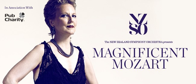 Magnificent Mozart - North Island Tour