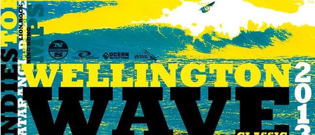 Wellington Windsurfing Wave Champs