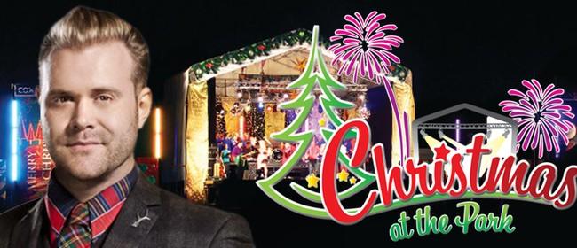 Cox Partners Christmas at the Park - Daniel Bedingfield