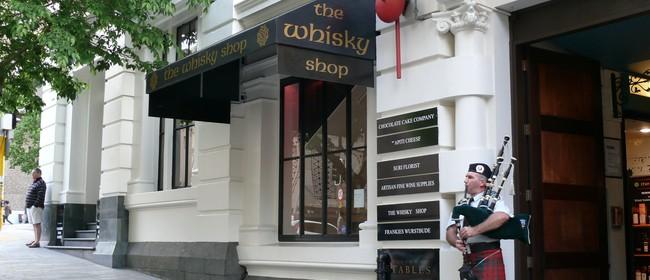 Bowmore Whisky Tasting