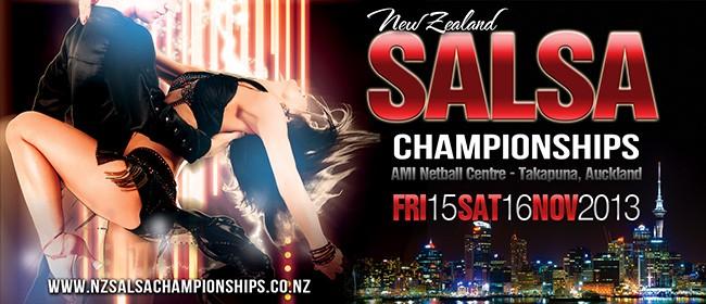 2013 New Zealand Salsa Championships