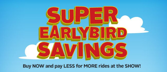 Early Bird Special Egmont A & P Show