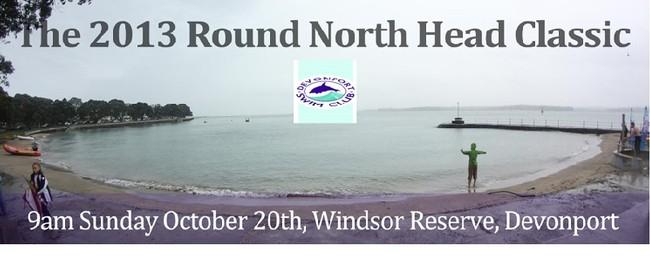 The 2013 Round North Head Classic Ocean Swim