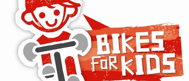 Bikes For Kids 2013 - Rotorua Presentation