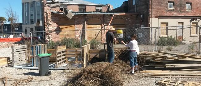 FESTA - Agropolis Shed Building Workshop