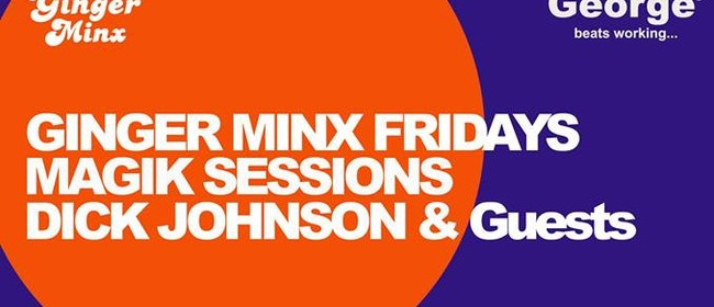 Magik Sessions with Dick Johnson & Nick D