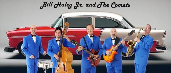 Bill Haley Jr & The Comets