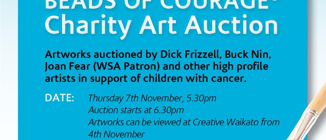 Beads of Courage Art Auction