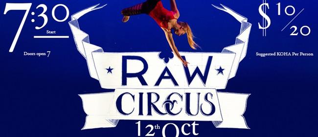 RAW Circus Showcase