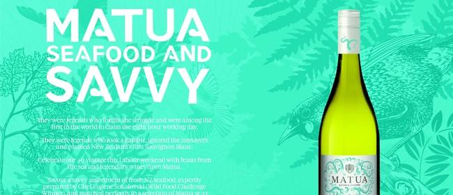 Matua Seafood and Savvie