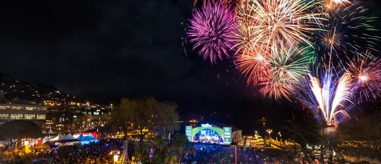 American Express Queenstown Winter Festival