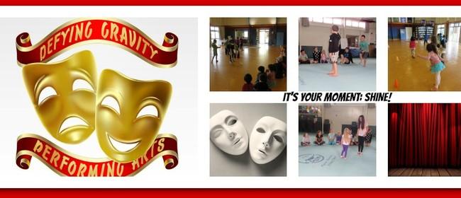 Theatresports Classes