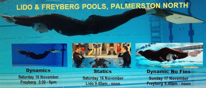 Dive Wellington Beuchat Freediving National Championships Palmerston North Nzherald Events