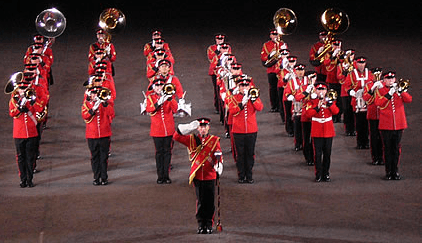 The Square - NZ Army Band - Home Town Heros Concert