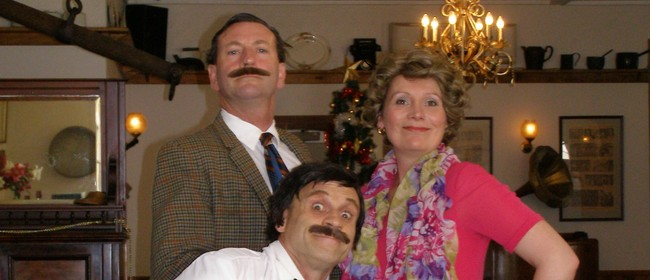 Fawlty Towers Dinner Theatre Show
