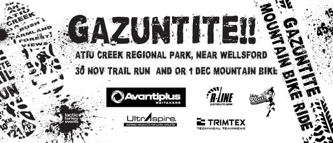 Gazuntite - Trail Run: POSTPONED