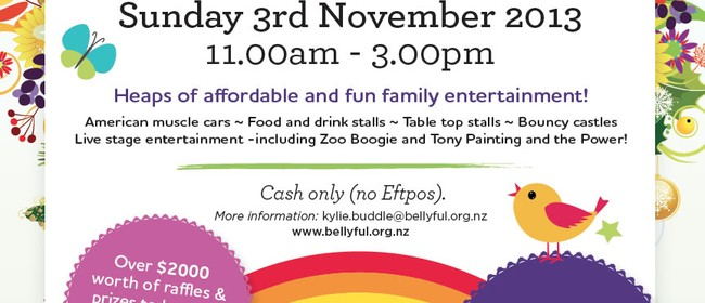 Bellyful East Auckland Party In the Park 2013