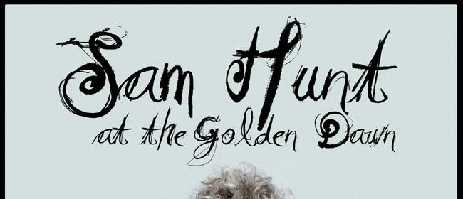 Sam Hunt with Tourettes
