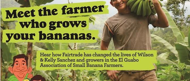 Hear From a Fairtrade Banana Farmer